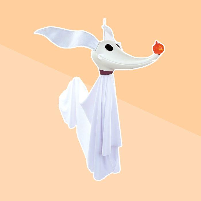 Zero Hanging Character