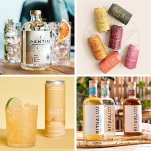The Best Nonalcoholic Drinks & Spirits of 2021