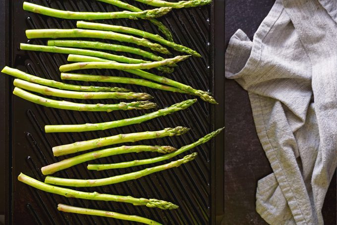 grilling asparagus for chicken madeira
