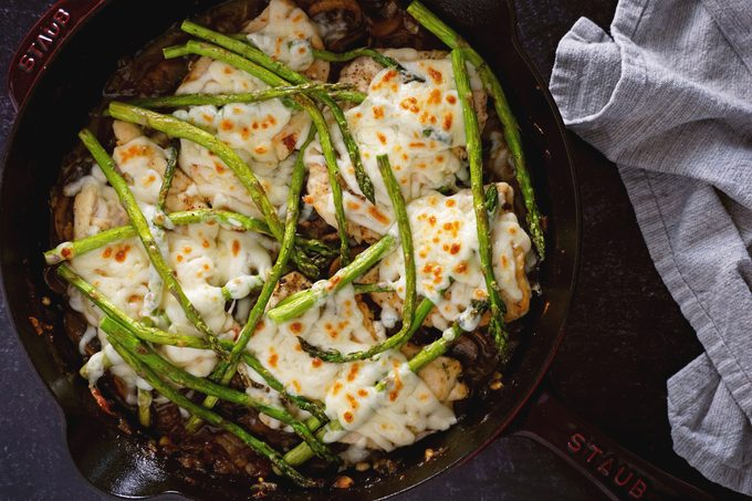 baked chicken and asparagus for chicken madeira recipe