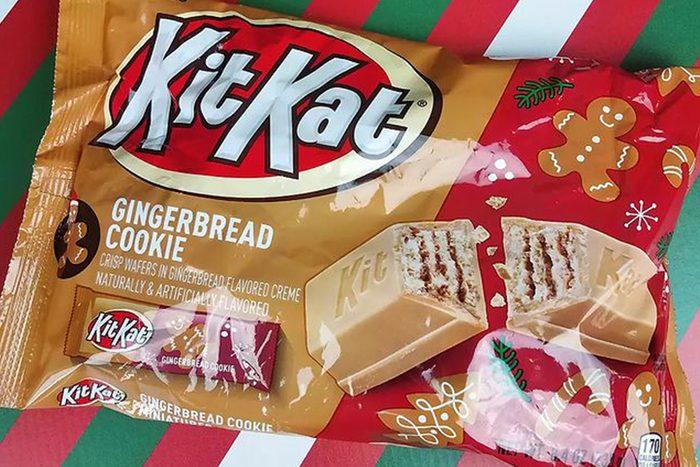 Gingerbread Kit Kat
