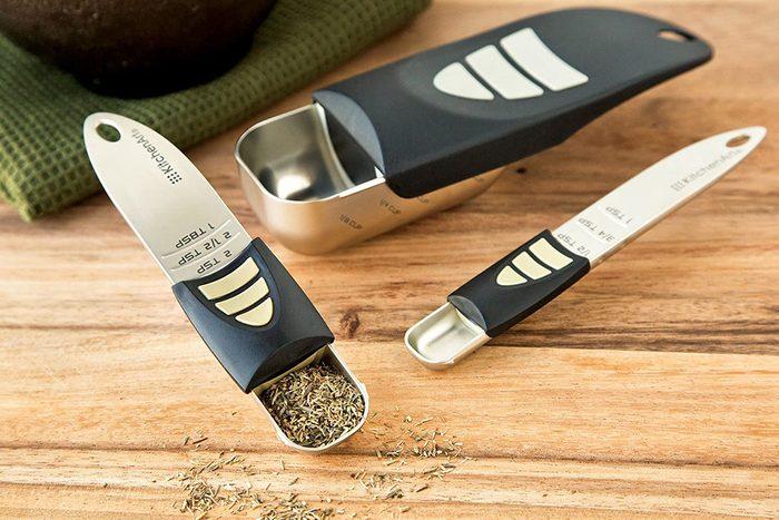 KitchenArt Adjustable Measuring Spoons