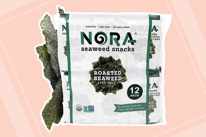 Nora Seaweed Snacks