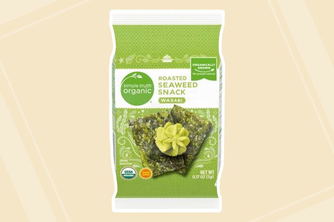 Simple Truth Organic Seaweed Snack