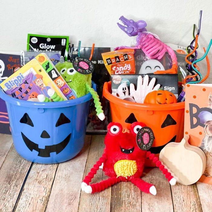 Spooky Baskets