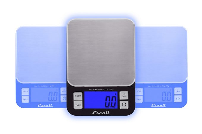 Test Kitchen Preferred Escali Kitchen Scale