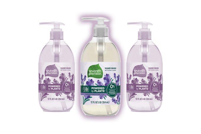 Test Kitchen Preferred Seventh Generation Hand Wash - Lavender Flower & Mint - 12 fl oz