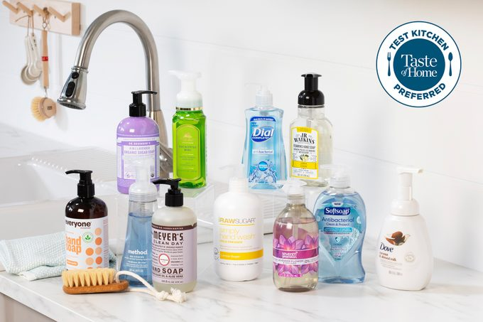 Test Kitchen Preferred The Best Hand Soap