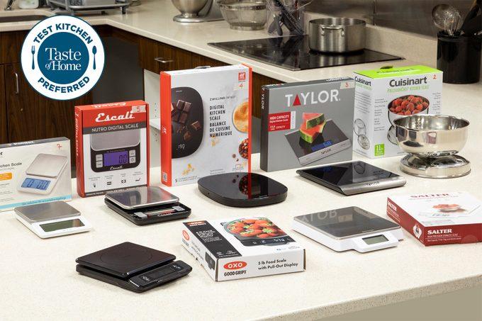 Test Kitchen Preferred The Best Kitchen Scales